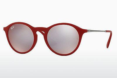 Ophthalmics Ray-Ban RB4243 6264B5 - Red