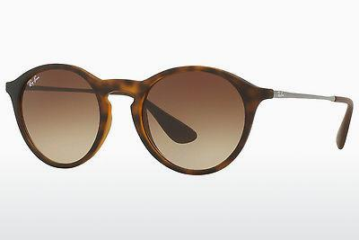 Ophthalmics Ray-Ban RB4243 865/13 - Brown, Havanna
