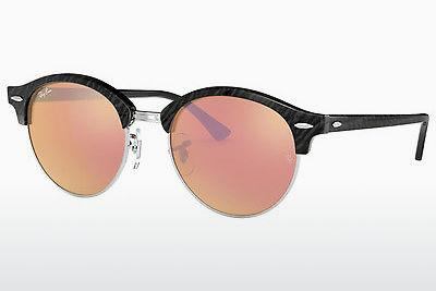 Ophthalmics Ray-Ban Clubround (RB4246 1197Z2) - Black
