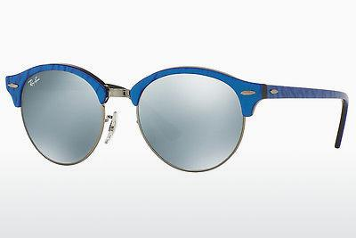Ophthalmics Ray-Ban Clubround (RB4246 984/30) - Blue, Black