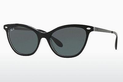 Ophthalmics Ray-Ban RB4360 919/71 - Black, Transparent