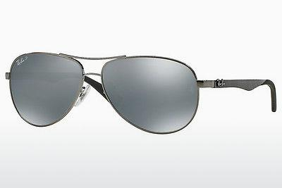 Ophthalmics Ray-Ban CARBON FIBRE (RB8313 004/K6) - Grey