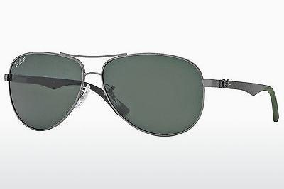 Ophthalmics Ray-Ban CARBON FIBRE (RB8313 004/N5) - Grey
