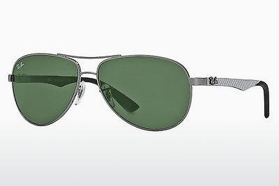 Ophthalmics Ray-Ban CARBON FIBRE (RB8313 004) - Grey