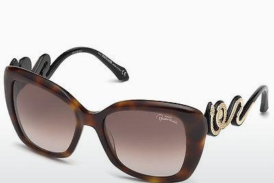Ophthalmics Roberto Cavalli RC1048 53F - Havanna, Yellow, Blond, Brown