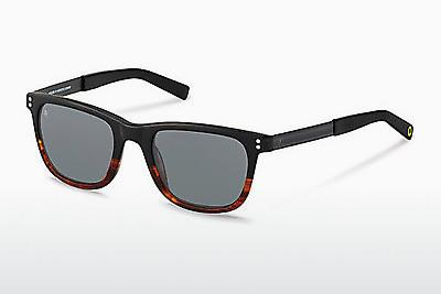 Ophthalmics Rocco by Rodenstock RR322 D - Black, Orange