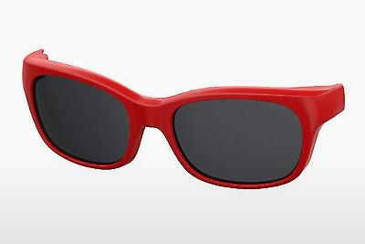 Ophthalmics Safilo SA 0007CLIP-ON C9A/M9 - Red