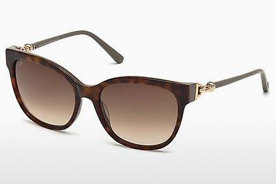 Ophthalmics Tod's TO0153 59F - Horn, Beige, Brown