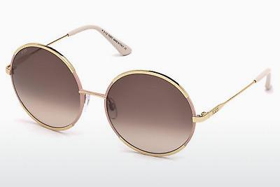 Ophthalmics Tod's TO0186 28F - Gold