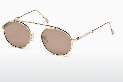 Ophthalmics Tod's TO0198 28Z - Gold