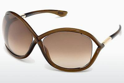 Ophthalmics Tom Ford Whitney (FT0009 692) - Brown