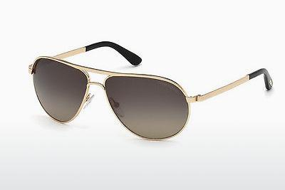 Ophthalmics Tom Ford Marko (FT0144 28D) - Gold
