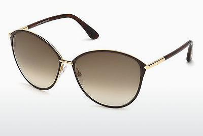 Ophthalmics Tom Ford Penelope (FT0320 28F) - Gold