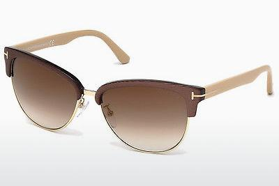 Ophthalmics Tom Ford Fany (FT0368 50G) - Brown, Dark