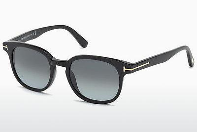 Ophthalmics Tom Ford Frank (FT0399 01N) - Black