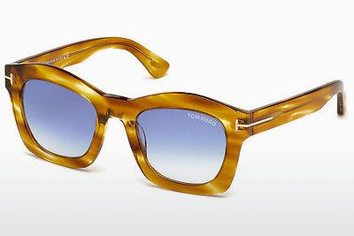Ophthalmics Tom Ford Greta (FT0431 41W) - Yellow
