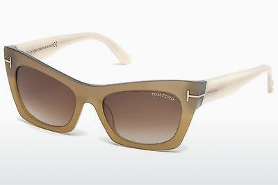 Ophthalmics Tom Ford Kasia (FT0459 38F) - Bronze