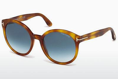 Ophthalmics Tom Ford Philippa (FT0503 53W) - Havanna, Yellow, Blond, Brown