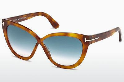Ophthalmics Tom Ford Arabella (FT0511 53W) - Havanna, Yellow, Blond, Brown