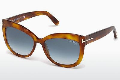 Ophthalmics Tom Ford Alistair (FT0524 53W) - Havanna, Yellow, Blond, Brown