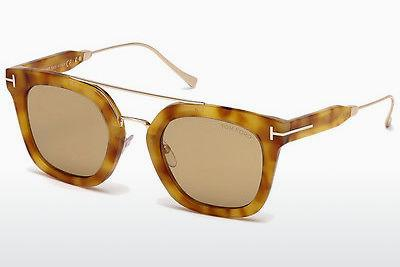 Ophthalmics Tom Ford Alex (FT0541 53E) - Havanna, Yellow, Blond, Brown