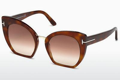Ophthalmics Tom Ford Samantha (FT0553 53F) - Havanna, Yellow, Blond, Brown