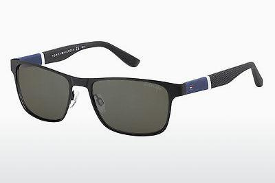Ophthalmics Tommy Hilfiger TH 1283/S FO3/NR - Black, Blue, Grey