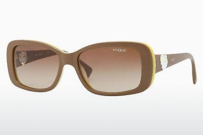 Ophthalmics Vogue VO2791SB 206713 - Brown, Yellow