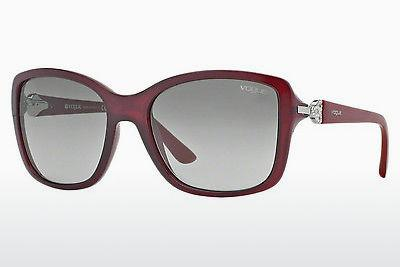 Ophthalmics Vogue VO2832SB 213211 - Transparent, Red