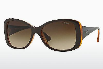Ophthalmics Vogue VO2843S 227913 - Brown, Transparent