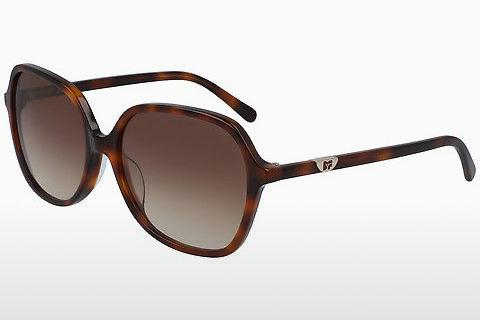 Ophthalmics Diane von Fürstenberg DVF666S HEATHER 240