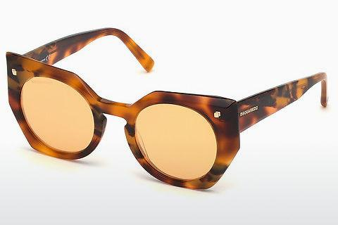 Ophthalmics Dsquared DQ0322 53G
