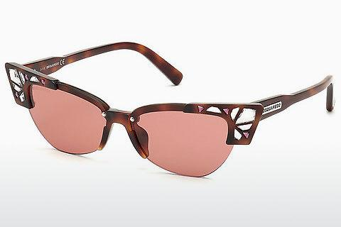 Ophthalmics Dsquared DQ0341 52S
