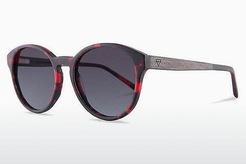 Ophthalmics Kerbholz Leopold Funky Red