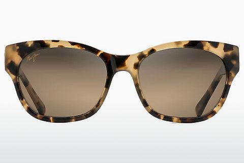 Ophthalmics Maui Jim Monstera Leaf HS747-21B