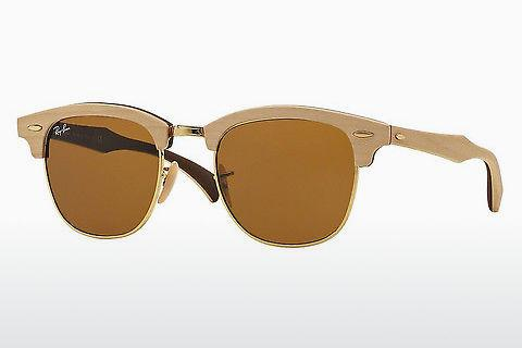 Ophthalmics Ray-Ban Clubmaster Wood (RB3016M 1179)