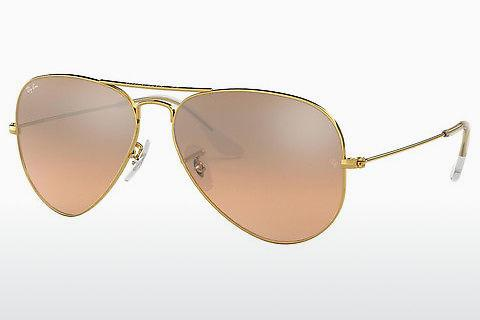 Ophthalmics Ray-Ban AVIATOR LARGE METAL (RB3025 001/3E)