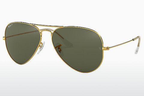 Ophthalmics Ray-Ban AVIATOR LARGE METAL (RB3025 001/58)