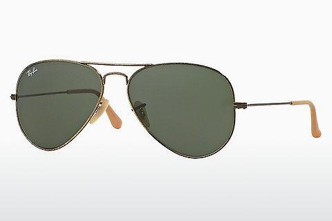 Ophthalmics Ray-Ban AVIATOR LARGE METAL (RB3025 177)