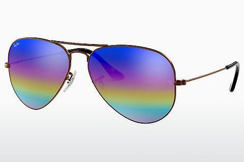 Ophthalmics Ray-Ban AVIATOR LARGE METAL (RB3025 9019C2)