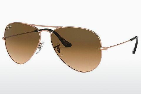 Ophthalmics Ray-Ban AVIATOR LARGE METAL (RB3025 903551)