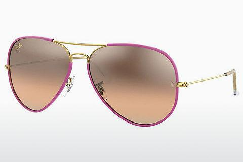 Ophthalmics Ray-Ban AVIATOR FULL COLOR (RB3025JM 91963E)