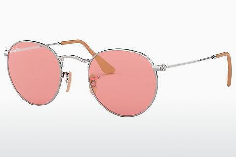 Ophthalmics Ray-Ban ROUND METAL (RB3447 9065V7)