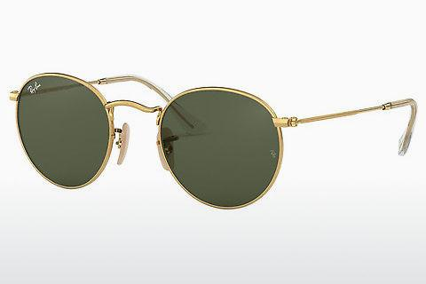 Ophthalmics Ray-Ban ROUND METAL (RB3447N 001)