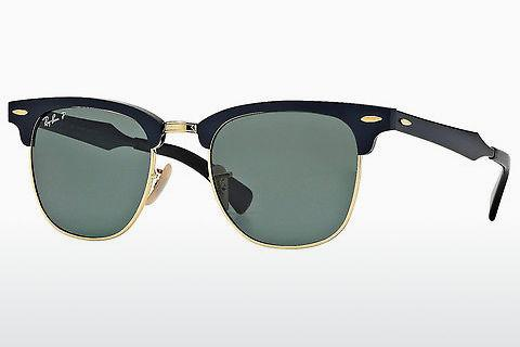 Ophthalmics Ray-Ban CLUBMASTER ALUMINUM (RB3507 136/N5)