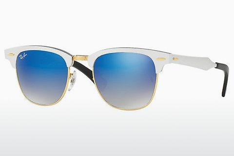 Ophthalmics Ray-Ban CLUBMASTER ALUMINUM (RB3507 137/7Q)