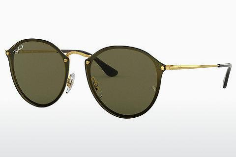 Ophthalmics Ray-Ban BLAZE ROUND (RB3574N 001/9A)