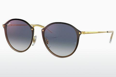 Ophthalmics Ray-Ban BLAZE ROUND (RB3574N 001/X0)