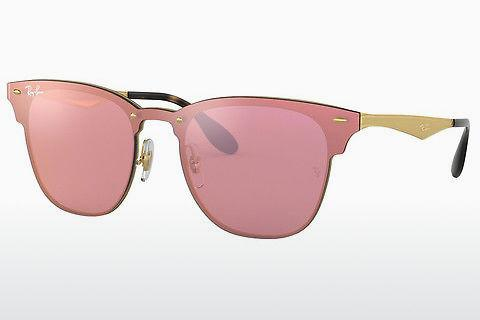Ophthalmics Ray-Ban Blaze Clubmaster (RB3576N 043/E4)