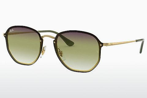 Ophthalmics Ray-Ban BLAZE HEXAGONAL (RB3579N 91400R)